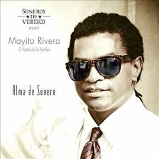 Alma De Sonero by Mayito Rivera (CD, Nov-2013, Connector)