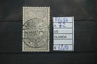 FRANCOBOLLI OLANDA USATI N°72 (F8486)