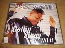 Will Smith-Gettin 'Jiggy WIT IT (Maxi-CD)