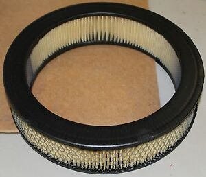 Fits 59-94 Buick Opel by Isuzu Chevrolet GMC Nissan Toyota Air Filter A391C