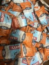 68 CLIF CARAMEL TOFFEE SEA SALT  ORGANIC  HEALTH  /  NUTRITION BARS NO RESERVE