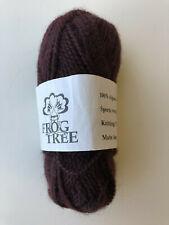 Frog Tree Yarn 100% Alpaca Wool Color: #512 Lot: 01/04 Sportsweight Yarn