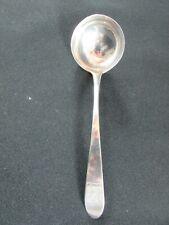Irish Silver Sauce Ladle Dublin 1789