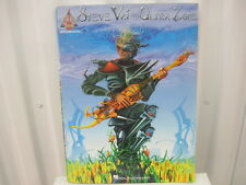 Steve Vai The Ultra Zone Sheet Music Song Book Songbook Guitar Tab