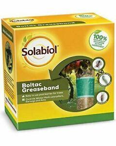 SOLABIOL BOLTAC GREASEBANDS PEST BARRIER FOR FRUIT TREES