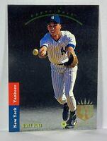 1993 UPPER DECK SP DEREK JETER #279 FOIL ROOKIE CARD