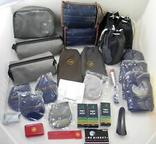 LOT OF AMENITY BAG + ACCESSORIES REPLACEMENT