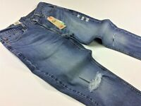 Levi's Levis Men 541 Athletic Taper Distressed Ripped Jeans