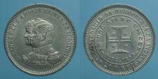 PORTOGALLO 200 REIS 1898 CARLOS I qFDC