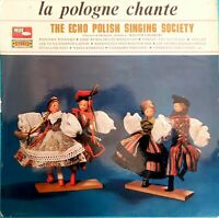Schallplatte 33 Upm Die Polen Chane The Echo Polish Singing Society