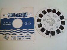 1955 Vintage Sawyers Viewmaster Reel 1505 Garmisch Partenkirchen+Mittenwald Germ