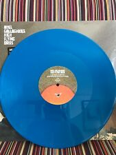 """NOEL GALLAGHER'S HIGH FLYING BIRDS - SHE TAUGHT ME HOW TO FLY - BLUE VINYL 12"""""""