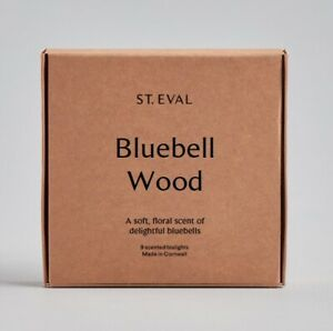 """St Eval """"Bluebell Wood"""" Scented Tealights (9) TWO Packs"""