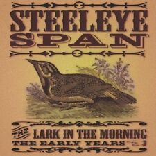 The Lark in The Morning 5050159178124 by Steeleye Span CD