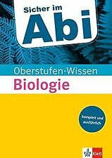 Klett Oberstufen-Wissen Biologie: Der komplette und... | Buch | Zustand sehr gut