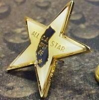 California District 46 All Star pin badge