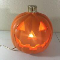 1998 The Paper Magic Group Vintage Halloween Jack-O-Lantern Pumpkin blow mold