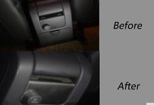 Volvo xc60 V60 S60 Car styling interior fila Mecheros cubierta acero inoxidable