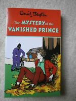 The Mystery of the Vanished Prince, Enid Blyton, New, Book