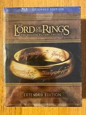 The Lord of the Rings: Motion Picture Trilogy - Extended Edition [Blu-ray] Nuovo