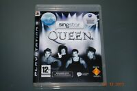Singstar Queen PS3 Playstation 3 **FREE UK POSTAGE**
