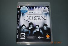 Singstar Queen PS3 Playstation 3