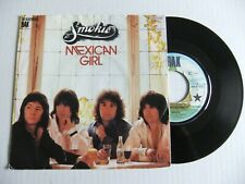 "SMOKIE ""Mexican Girl"" RAK 006-61616 (1978)RECORD EX  PIC/SLEEVE GERMANY 7in"
