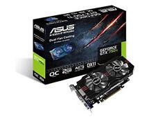Asus Geforce GTX 750 Ti 2GB GDDR5 DX11 OC Edition.