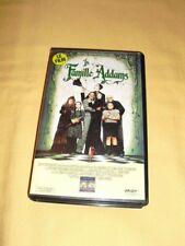 La Famille Addams VHS Raúl Juliá Christopher Lloyd Christina Ricci