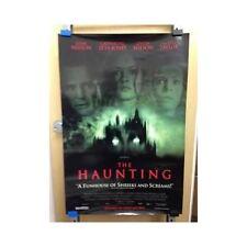 THE HAUNTING Original Home Video Poster Catherine Zeta Jones