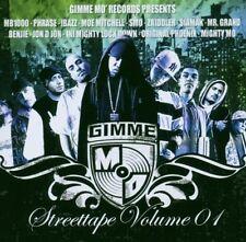 Streettape = expression/mb1000/BAZZ/BENJIE/contrôle/siamak/zilinski... = rap hip hop Gimme Mo