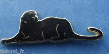 Pin's pin PANTHERE NOIRE black panther Signé ICI VALENTINE (ref H34)