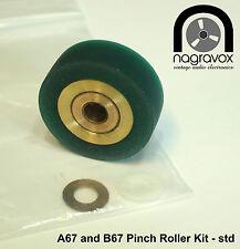 Studer A67 B67 standard PINCH ROLLER kit