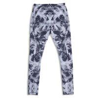 Authentic Alexander McQueen Abstract Print Women's Pants Leggings Sz S UK 8