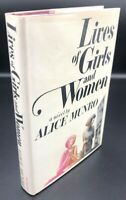 Lives of Girls and Women Alice Munro ~ SIGNED True First US 1st/1st Edition F/NF