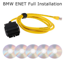 For BMW - ENET Diagnostic & Coding Cable Tool BMW F-Series E-SYS ICOM Scanner