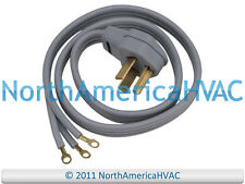 6' 3 Prong Electric Dryer Power Supply Cord 30 Amp - Quality Universal Design