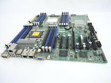 Supermicro X9DRD-iF Server Motherboard Dual Socket R LGA 2011 NICE DEAL!!!