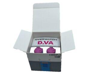 KontrolFreek Overwatch D.VA PS4/PS5 Controller Performance Thumbstick Loot Box