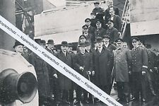 Hamburg-equipo de rescate la Westphalia-alrededor de 1925-raramente i 2-3