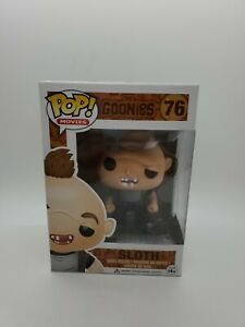 Funko Pop! Movies The Goonies SLOTH #76 Vinyl Figure Original Packaging