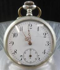 Antike Taschenuhr 925950 in Stahl