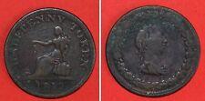 Monnaies Angleterre  - half penny token 1812