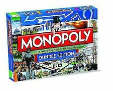 MONOPOLY Dundee Edition Family Board Game