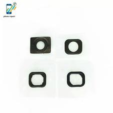 50pcs Home Button Menu for iPhone 4s 5 5s 6 6s Button Rubber Gasket