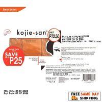 Original Kojie San Skin Lightening Kojic Acid Soap 65g x 3 💯 Authentic.