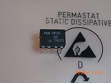 OP16GZ PMI Precision JFET OPAMP DIP-8 Ceramic