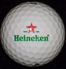 (36) 3 Dozen Callaway Mix Mint (Heineken Beer LOGO) AAAAA Used Golf Balls