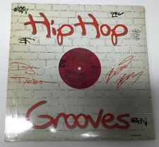 Vinyl Record DJ Battle Beat Record Hip Hop Grooves 2 Beat Boy DJ Turbo 12""