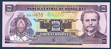 HONDURAS - 2 LEMPIRA Pick n° 82 du 18 septembre 1997 en NEUF G2610638
